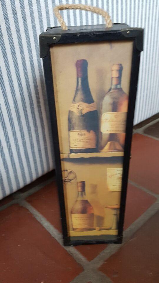 Diverse vin produkter