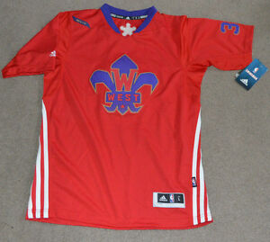 356b28532 NWT Kevin Durant 2014 NBA All Star Game Western Jersey adidas ...