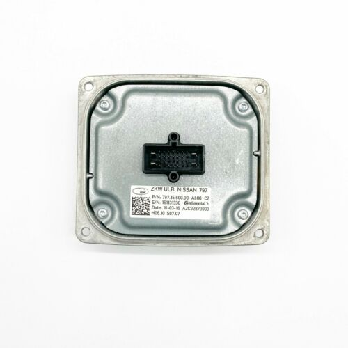 OEM 17-18 Nissan Titan Headlight LED Control Unit Module Computer Ballast ECU