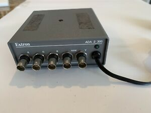 Extron-ADA-2-300-HV-RGB-Analog-Distribution-Amplifier-Video-Splitting-Interface