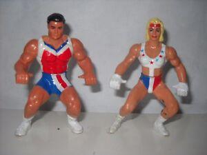 1991 American Gladiators Mattel ZAP NITRO action figure - Italia - 1991 American Gladiators Mattel ZAP NITRO action figure - Italia