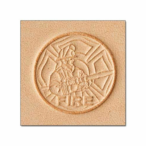 Fire 3-D Stamp 8462-00 by Tandy Leather