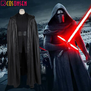 Cosonsen Star Wars 9 The Rise Of Skywalker Kylo Ren Costume Cosplay Outfits Lot Ebay