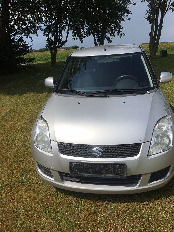 Suzuki Swift, 1,3 DDiS GL-A, Diesel