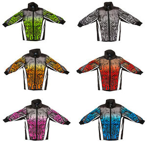 Wulfsport-Cub-Aztec-Kids-Childs-Youth-Motocross-MX-Padded-Jacket-Coat-2-13-Yrs