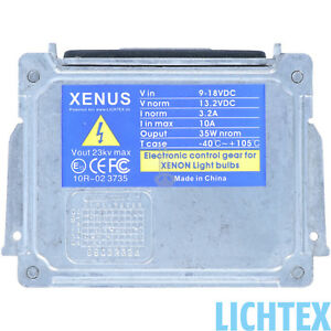 Ballast Phares Xenon HID Control Unit D2S D2R Replacement VAUXHALL Vectra B C