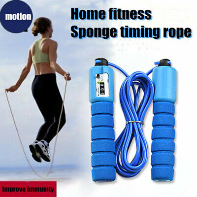 fitness skipping rope portable durable and easy adjust