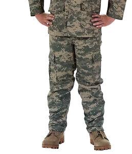 KIDS YOUTH BOYS US MILITARY ARMY MARINES USMC ACU DIGITAL CAMO ...