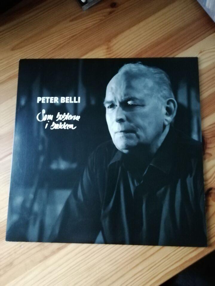 LP, Peter Belli, Som Boblerne i Bækken Limitid Edition