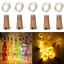 LED-Cork-15-20-30-50-Lights-String-Bottle-Stopper-Lamp-Light-Wedding-Event-Pb miniatura 1