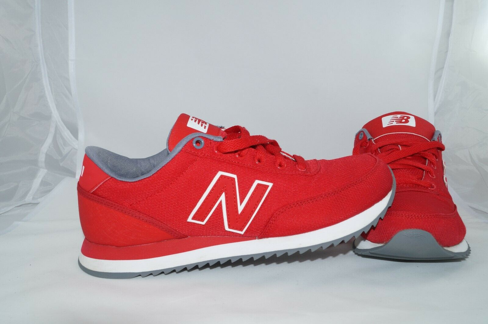 New balance 501 UE 41,5 us 8 UK 7,5 rojo mz501drc zapatillas deportivas
