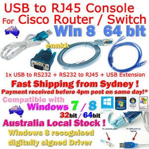 cisco usb console driver windows 7 64 download
