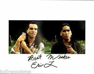 Eric Schweig Signed Last Of The Mohicans Photo Poster Autograph Daniel Day Lewis Ebay Eric schweig (born ray dean thrasher on 19 june 1967) is a canadian actor best known for his role as chingachgook's son uncas in the last of the mohicans (1992). details about eric schweig signed last of the mohicans photo poster autograph daniel day lewis