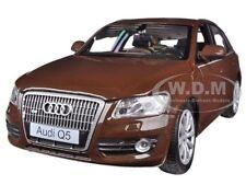 AUDI Q5 BROWN 1/24 DIECAST CAR MODEL BY MOTORMAX 73385