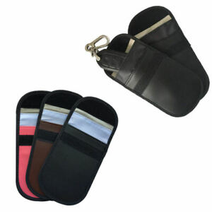 Signal-free RFID Signal Blocking Bag Shielding Pouch Wallet Case For Photo