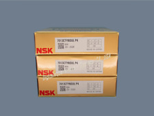 Nsk 7013ctynsulp4 Abec 7 Super Precision Spindle Bearings Matched Set Of 3
