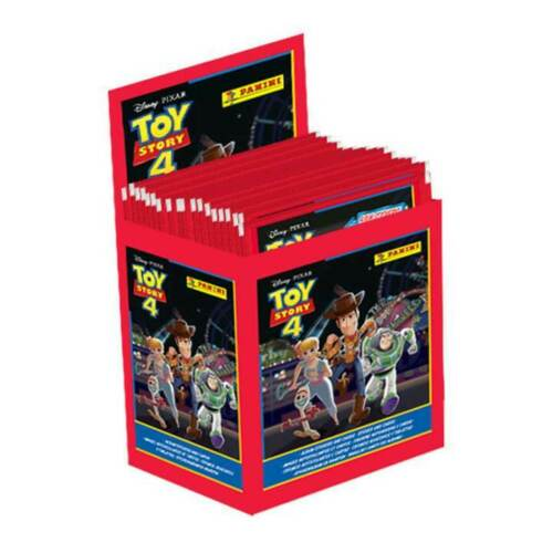 Toy Story 4 Sticker Collection 50 Packs