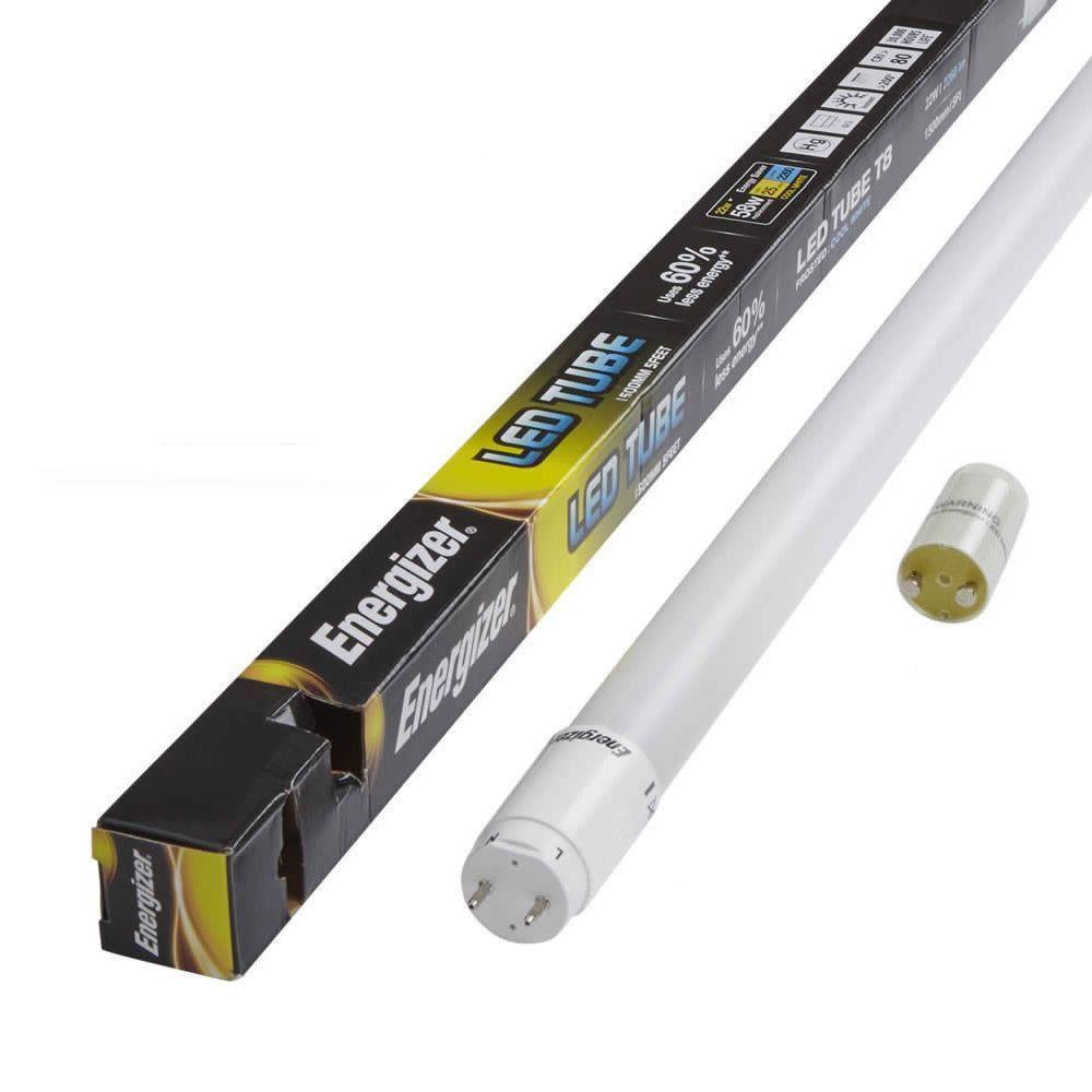 Energizer Hightech T8 Led Rohr - Fluoreszierend Ersatz 2ft 3ft 4ft 5ft 1,8 M