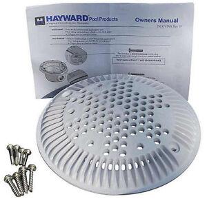 Hayward 8 Quot Main Drain Pool Cover Part Wgx1048e Spx1048c Ebay