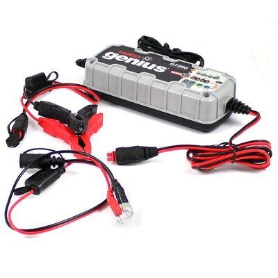 Noco Genius G15000EU UltraSafe Battery Charger with Engine Start 15 Amp EU plug