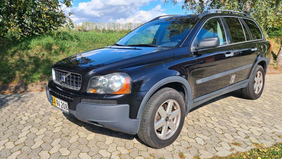 Volvo XC90 2,4 D5 163 Kinetic aut. AWD Van Diesel aut.