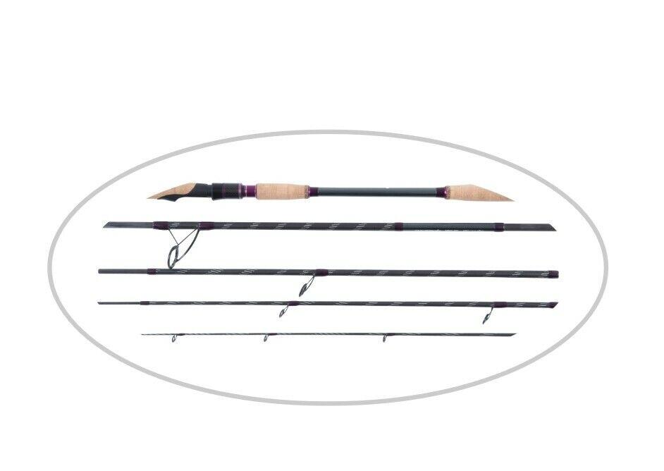 Hawkridge Volante Excel - 4 oder 5 Piece Travel Lure Rods