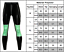 Mens Compression Base Layer Tops Thermal Gym Sports T-Shirts Pants Set Outfits