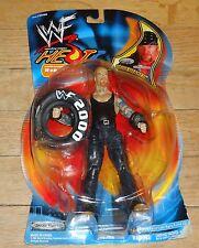 2001 WWF WWE Jakks Undertaker Wrestling Figure MOC Rebellion 3 Wrestlemania