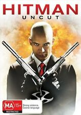 Hitman (Uncut) * NEW DVD * Agent 47 assassin Timothy Olyphant Dougray Scott