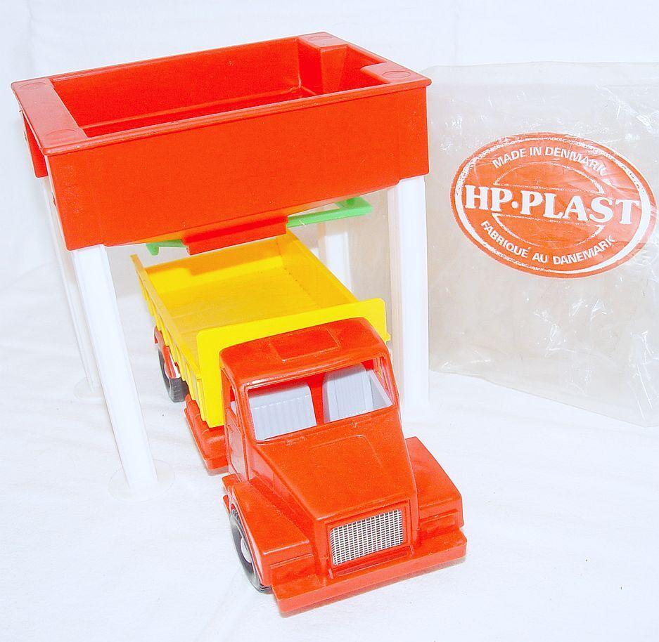 precio al por mayor HP Plast Dinamarca 1 1 1 32 histórico Volvo N10 Volquete Camión & silo de plástico MB`76  Entrega gratuita y rápida disponible.