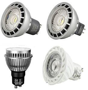 4W-6W-8W-10W-LED-GU10-MR16-bis-800-LM-Spot-Strahler-optional-dimmbar-EEK-A