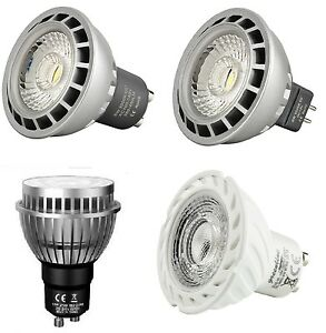 4W-6W-8W-10W-LED-GU10-MR16-MAX-700-LM-Spot-Strahler-optional-dimmbar-EEK-A
