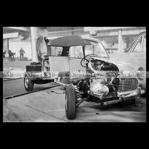 #pha.018740 Photo AUSTIN MINI 1960 AMSTERDAM SHOW Car Auto kyTKQtQa-09094221-487287927