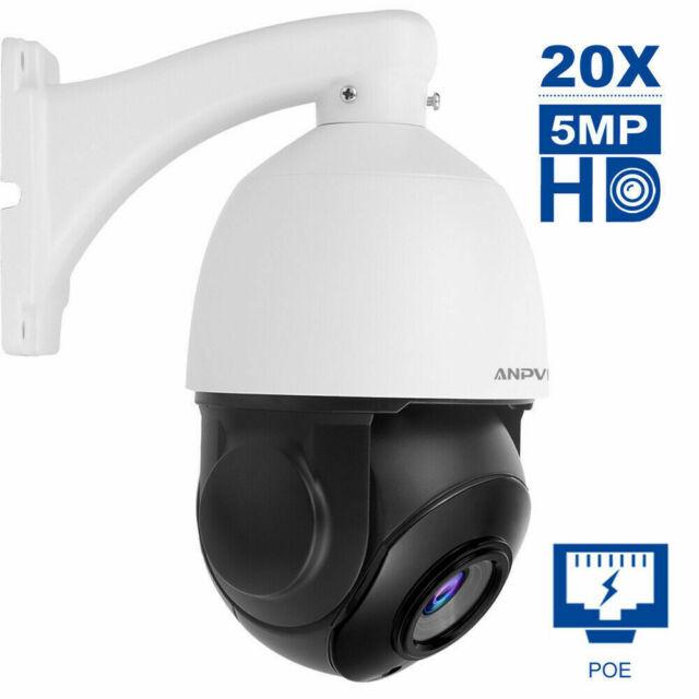 IP Camera WiFi HD 1080P Netzwerk Zoom Dome CCTV Outdoor//Indoor Smart Webcam