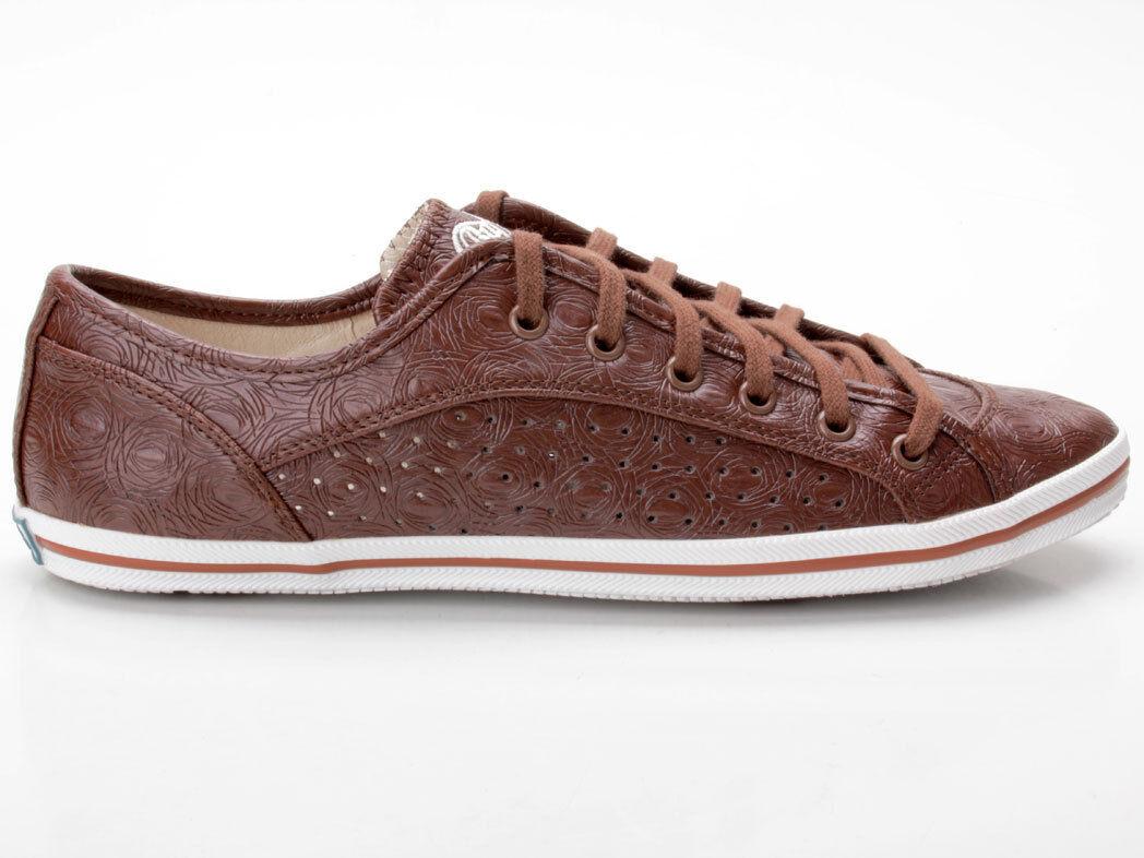 Buffalo 507-9987 Croco PU tan 50 Sneaker