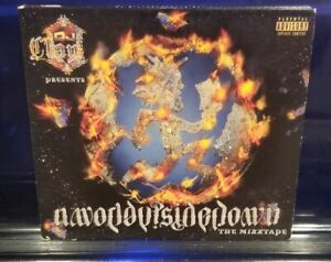 DJ Clay - A World Upside Down CD insane clown posse tech n9ne hopsin icp abk
