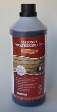 Bebbington's Brick, Masonry & Mortar Weathering Tint 1L