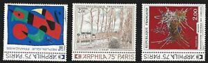 Bien La France De 1974 ** Cachet Minr .185, 1893, 1894-art! Avec Zierfeld!