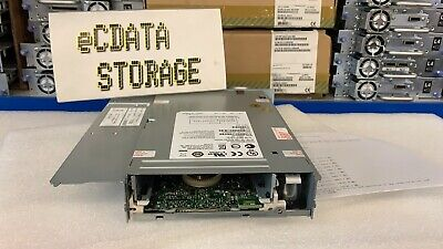 SLED ONLY C0H27A 706824-001 HPE StoreEver LTO-6 Ultrium 6250 SAS NO DRIVE