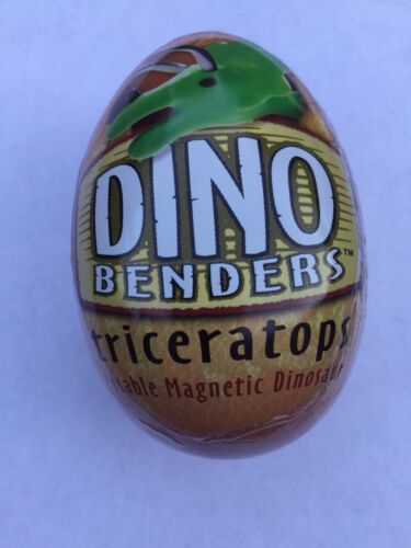 Dino Bender Triceratops By Hog Wild Toys