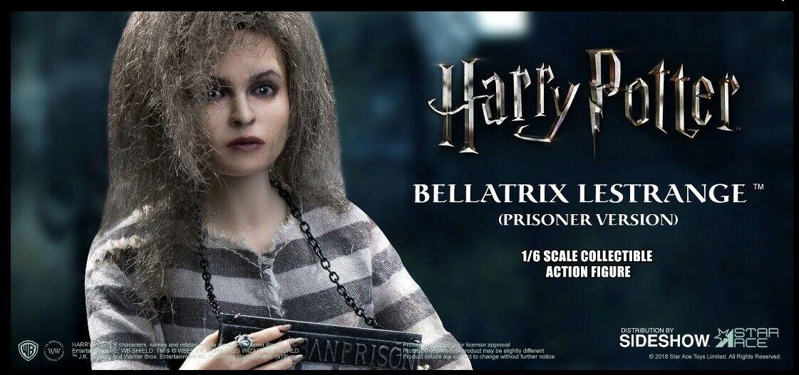 1 6 Harry Potter Bellatrix lastrange prisionegro versión Estrella Ace 904096