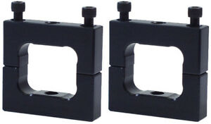 Details about 2-NEW RACING CLAMP BRACKETS,2