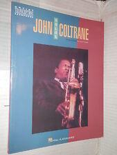 JOHN SOLOS COLTRANE Carl Coan Ravi Coltrane Ronny Schiff Hal Leonard 1995 musica