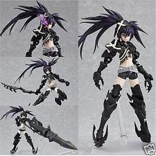 "Hot  Figma SP-041 Insane Black Rock Shooter 6"" Action PVC Figure Figurine Toy"