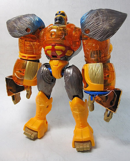 Japan Rare Takara Transformers Beast Wars Returns BR-01 Convoy Action Figure