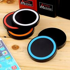 Universal Qi Wireless Power Charging Charger Pad For Mobile Phone TOP #