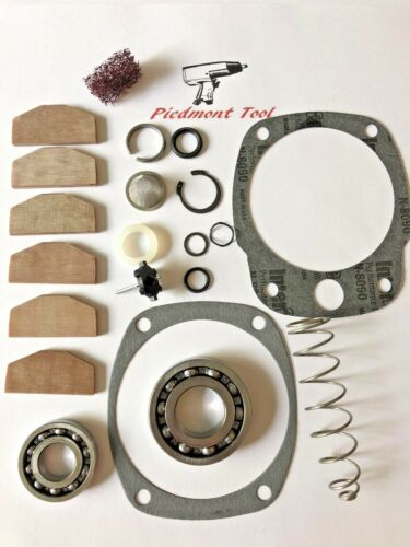 Part # 2161-TK2 Ingersoll-Rand Tune-up Kit With Bearings For Models 2161