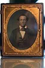 James Pierson Beckwourth Half Plate Daguerreotype African American, Freed Slave