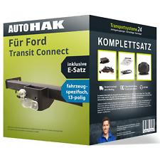 Für Ford Transit Connect 02-08 Anhängerkupplung starr 13-pol E-Satz