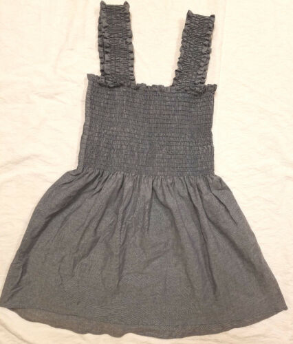477ad700e2710 ... NEW Maternal America XS Pinched Smock Top Maternity Blouse Sale Pregnant  Gray